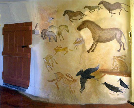 mural painting