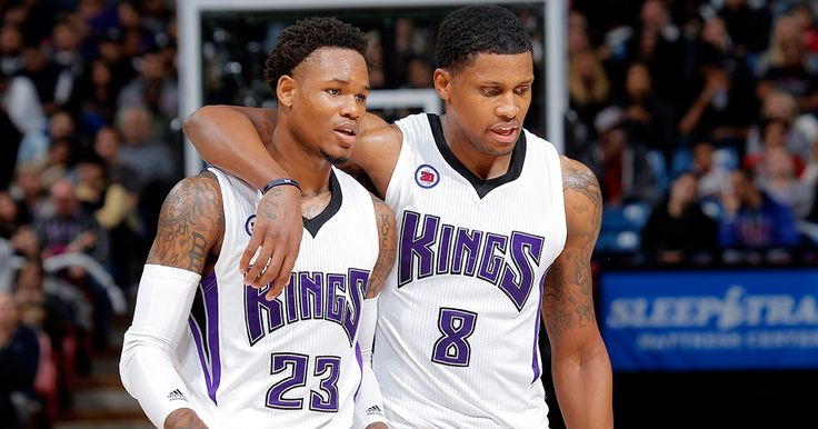 Vlade Divac Says Kings Are Keeping Rudy Gay and Ben McLemore