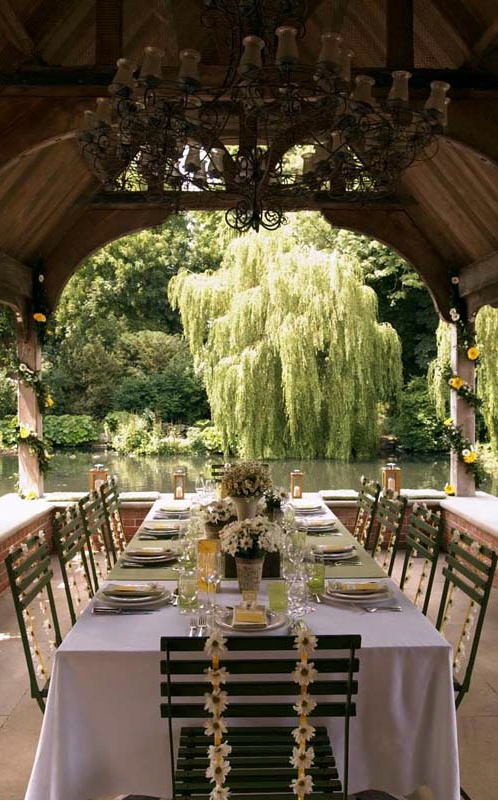 Tablescape ○ Outdoor Dining ○