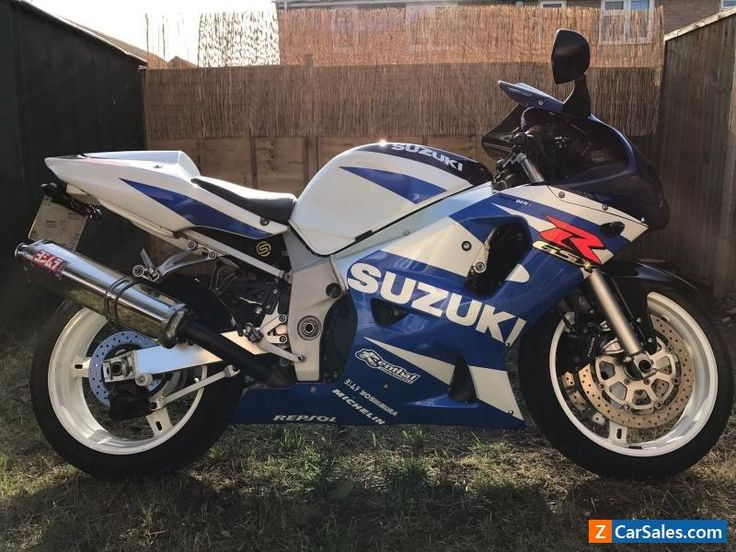 SUZUKI GSXR 600 K1 2001 GSX R VERY CLEAN EXAMPLE  #suzuki #gsxr #forsale #unitedkingdom