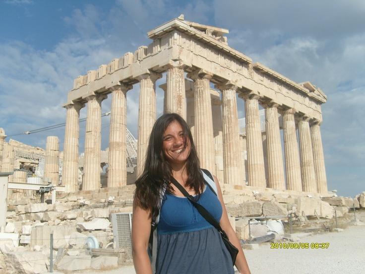 El Partenon-Grecia!! Mucha Historia, Bellísimo lugar!
