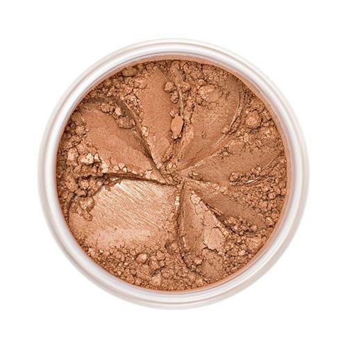 LILY LOLO- Bronceador Mineral Bondi Bronze 8 gr.  El bronceador mineral Bondi Bronze de Lily Lolo, 100% natural, está pensado para conseguir un maravilloso efecto bronceado en tu piel, tanto en el rostro como en el cuello y el escote. Delicado y respetuoso con tu piel, no daña tu cutis si no que lo protege. Apto para veganos y no comedogénico. Tono medio dorado. ¡Brillo de oro en tu piel!