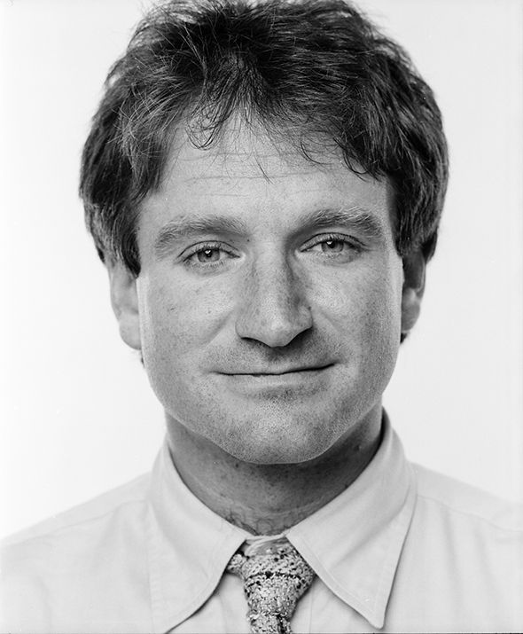 Robin Williams - so much yin sweetness in this man