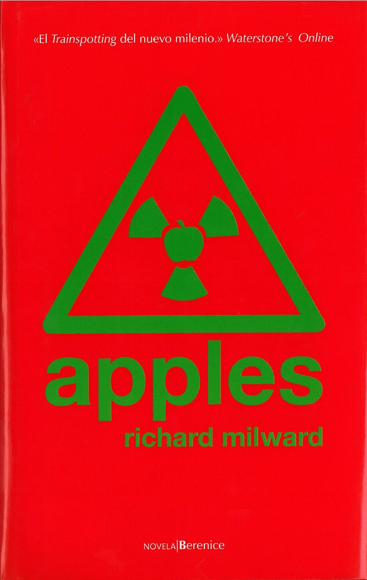 Spanish edition of Apples by Richard Milward