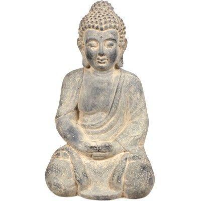 Les 25 meilleures id es de la cat gorie statue bouddha sur for Decoration jardin bouddha