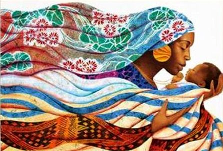 loving-mother - Keith Mallett