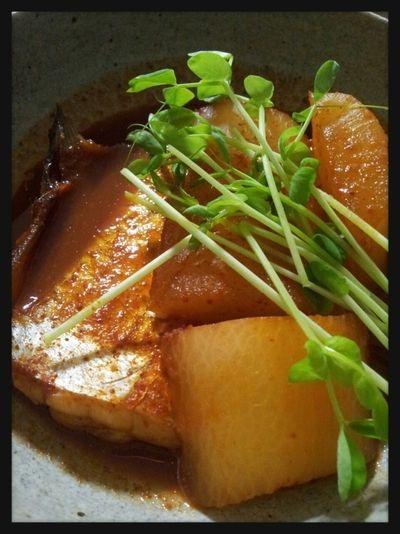 おうちで作るカルチチョリム(太刀魚の煮付け) by とらのまきさん ...