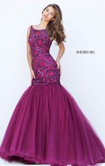 319 besten Sherri Hill Dresses Bilder auf Pinterest | Abendkleid ...