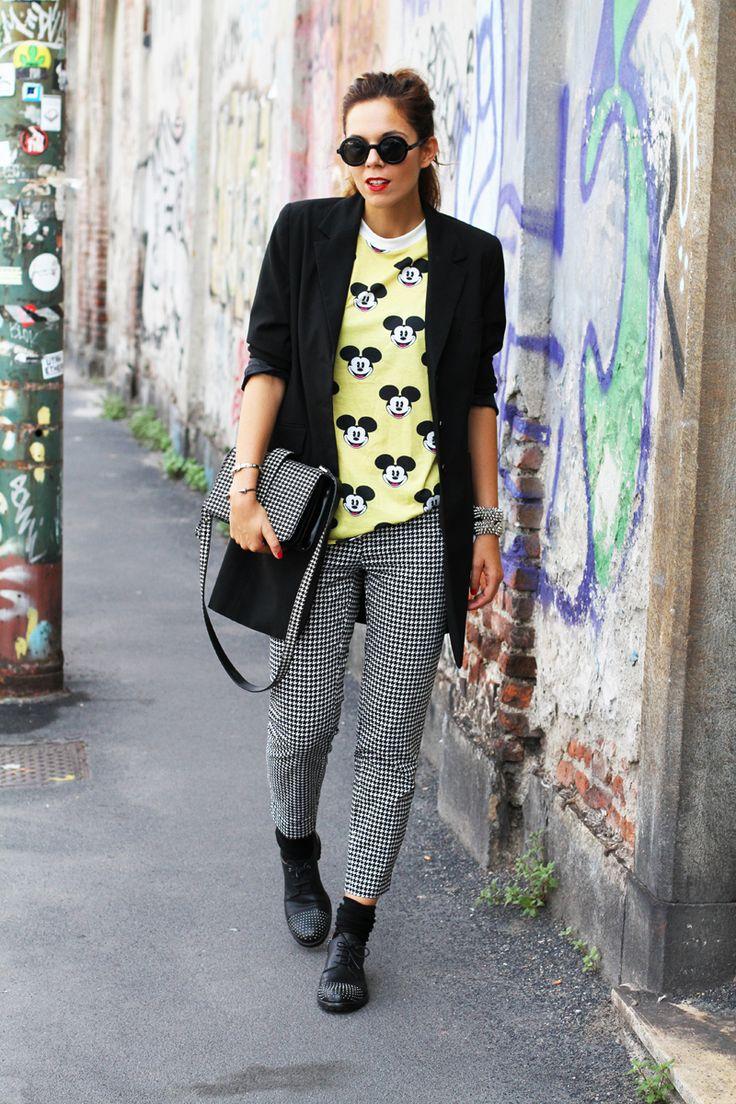 #fashion #fashionista @Irene Hoffman Colzi look fashion blogger