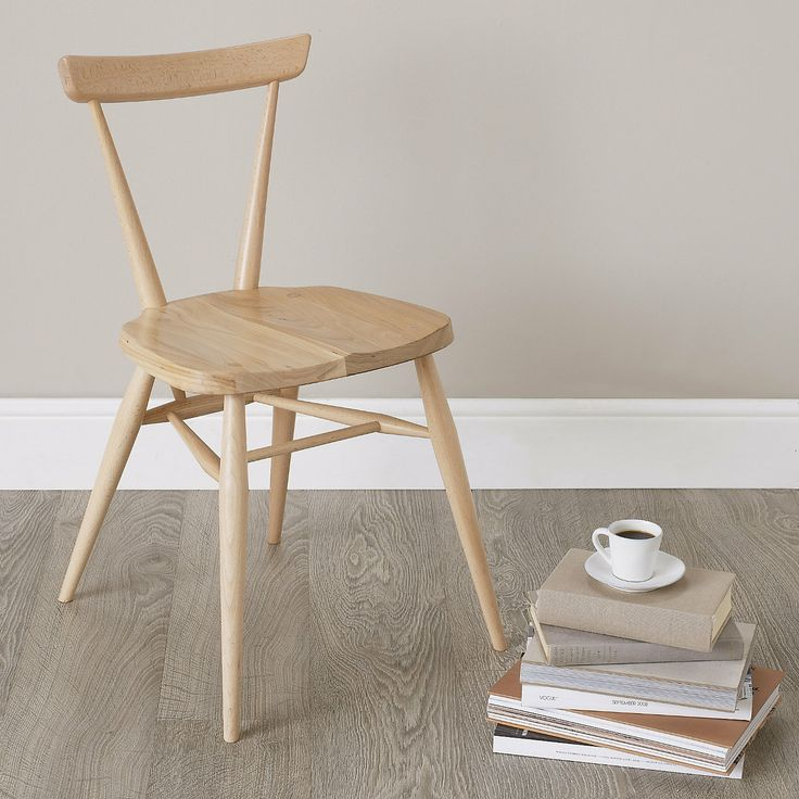 Ercol Stacking Chair Ercol Furniture The White Company