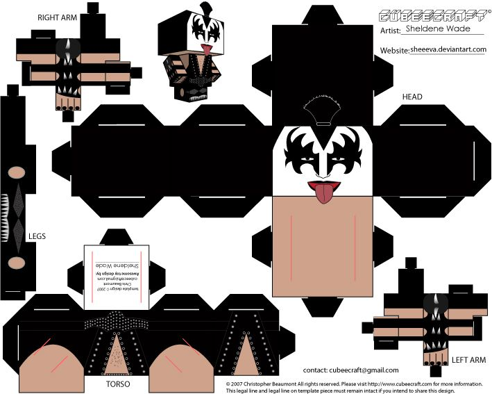 images about paper toys Paper toys