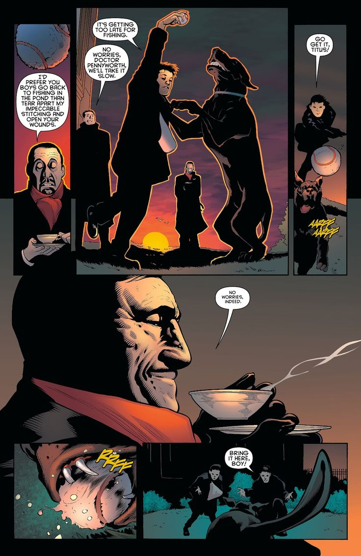 Batman and Robin (2011) Issue #8 - Read Batman and Robin (2011) Issue #8 comic online in high quality