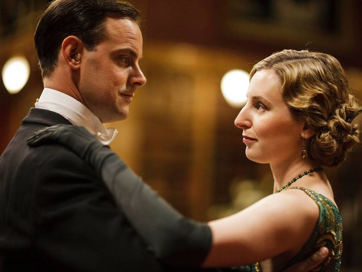 Downton Abbey Series 5 Christmas Special | Bertie Pelham and Lady Edith Crawley
