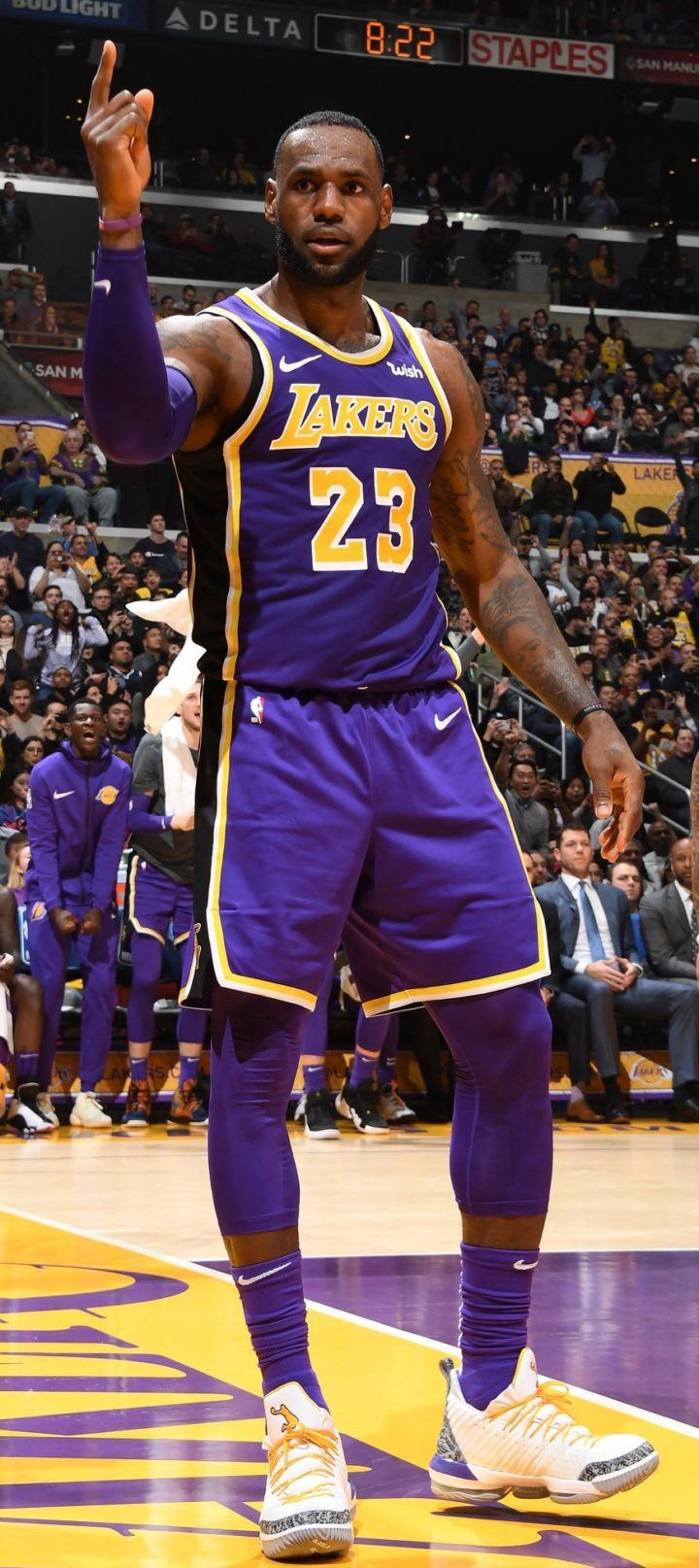 LeBron James Sneakers 2018-19 Season | Nice Kicks
