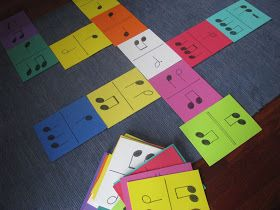 """Several of my students love to play Dominotes so I decided to make a slightly """"larger"""" version. The bigger the better, right?    So with t..."""