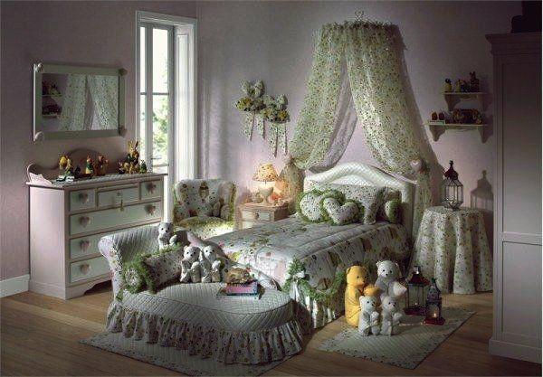 15 Prächtige Kinderzimmerideen für Ihre kleine Prinzessin   Schlafzimmer design ...