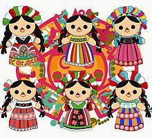 «Mexican Dolls» de alapapaju