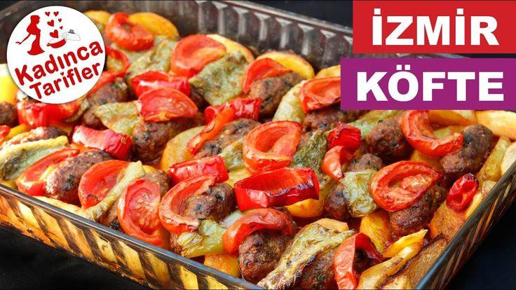 İzmir Köfte Tarifi | İzmir Köftesi Yapılışı | Nefis Pratik Köfte Tarifle...