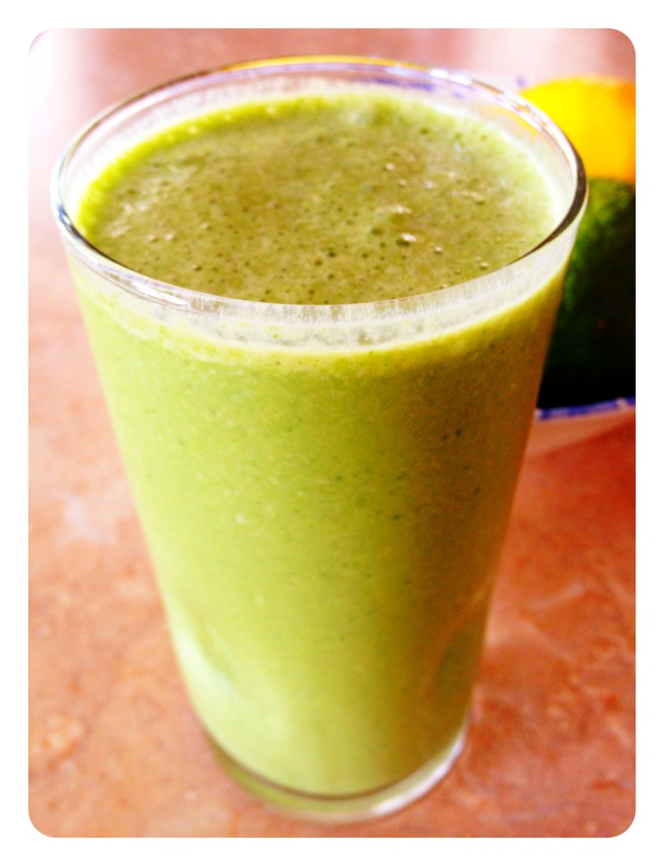 Skinny Green Monster Smoothie by [Indy] Girl in Love
