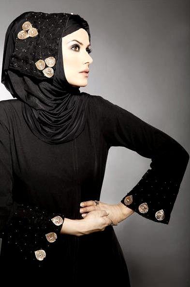 Latest Abaya in Saudi Arabia 6