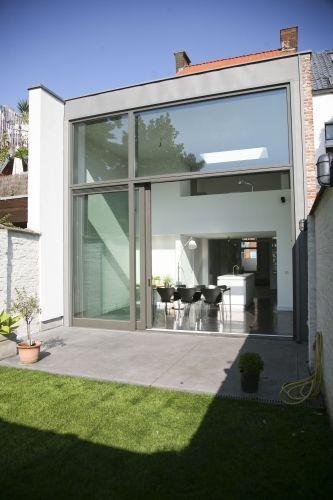 25 beste idee n over veranda verbouwen op pinterest veranda 39 s veranda pilaren en veranda - Stijl eengezinswoning ...