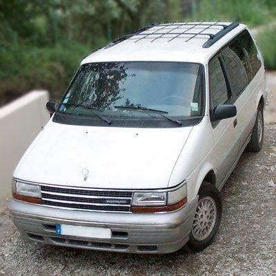 Chrysler Voyager 30 V6