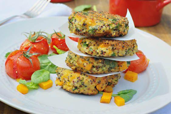 Groene tomaten uit de oven