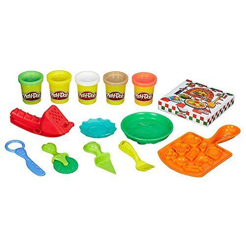 Play-Doh Pizza Party Set * Check this awesome image @
