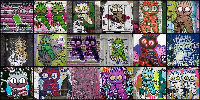 A Parliament Of Owls by Dave Gorman, via Flickr