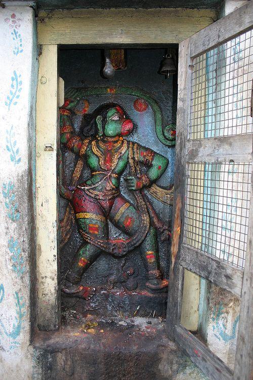 Hanuman, Hampi.