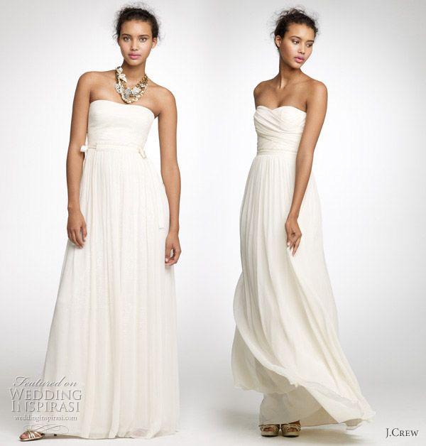 Colorful J Crew Bridesmaid Dresses In Store Photo