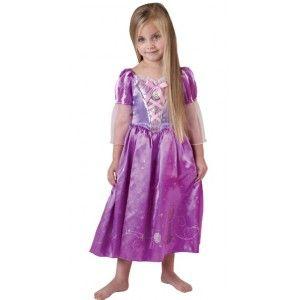 Déguisement raiponce Disney rapunzel royale enfant sous licence officielle Disney.