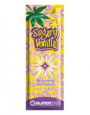 Sugary Vanilla - Сладкая Ваниль - Активатор загара 15мл Supertan American Product от Supertan American Product