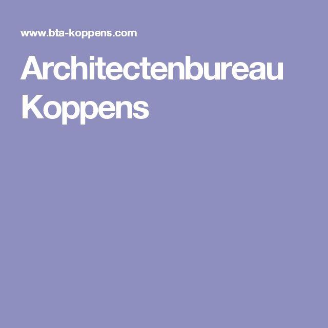 Architectenbureau Koppens