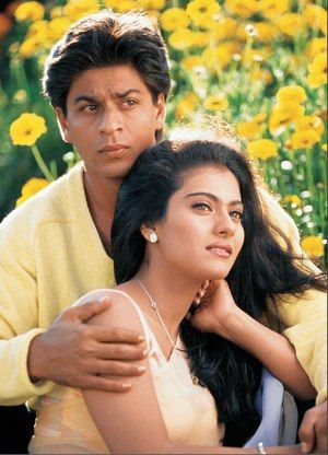 shahrukh khan and kajol ddlj - Google Search