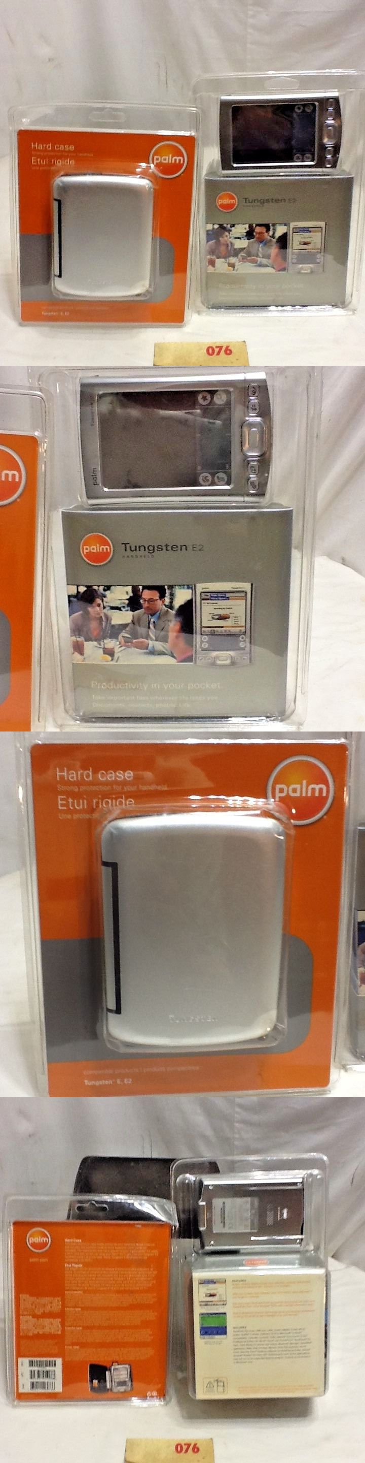 PDAs: Palm Tungsten E2 Bluetooth And Aluminum Hard Case New In Box -> BUY IT NOW ONLY: $66.49 on eBay!