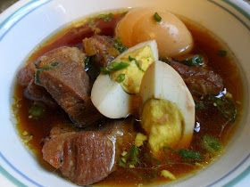 Vietnamese Soul Food: Thit Kho Trung/Thit Kho Tau-Braised Pork and Hard Boiled Eggs in Coconut Water and Caramel Sauce