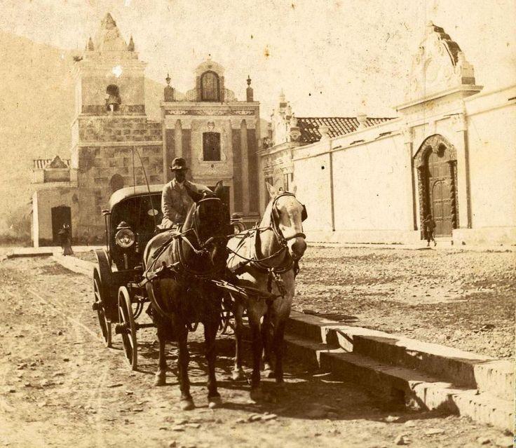 1890 Salta. Convento San Bernardo