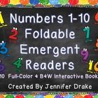 1, 2, 3, 4, 5, 6, 7...wouldn't incorporating math and reading be heaven? 8, 9, 10...with this pack you certainly can!  This pack of interactive num...