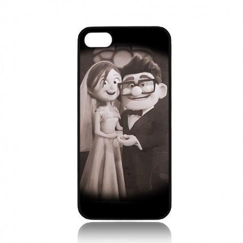 Disney Pixar Carl and Ellie B iPhone 4/ 4s/ 5/ 5c/ 5s case. #accessories #case #cover #hardcase #hardcover #skin #phonecase #iphonecase #iphone4 #iphone4s #iphone4case #iphone4scase #iphone5 #iphone5case #iphone5c #iphone5ccase   #iphone5s #iphone5scase #movie #disney #dezignercase