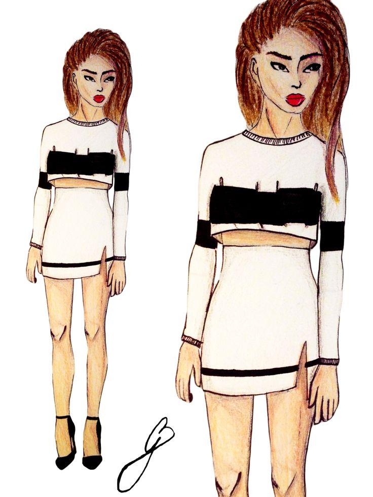 #Illustration #illustrations #fashion #art #fashionsketches #fashionillustration #fashiondrawing #myart #creative #design #designin #drawing #fashionista #illustrator #style #outfit #fashionart #giodegillustrations #giodeg