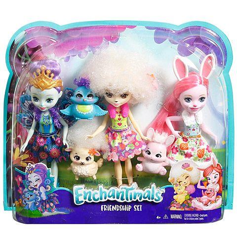 Enchantimals: Barátság babaszett - Mattel