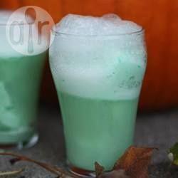 Ponche de limão para o Halloween @ allrecipes.com.br