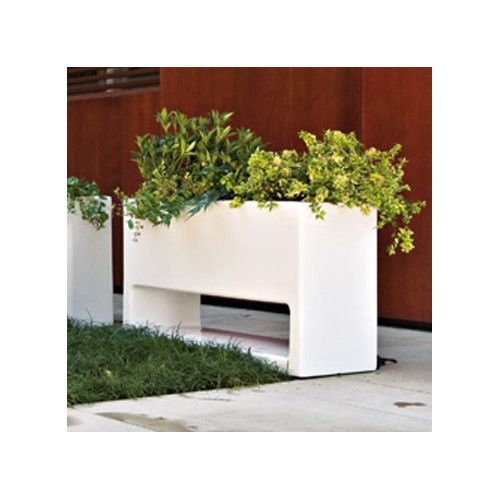 Found it at AllModern - Lluna Rectangular Planter Box