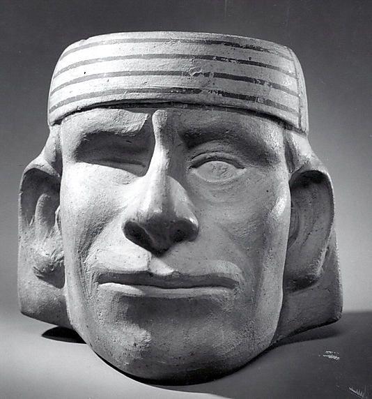 Moche people of Peru