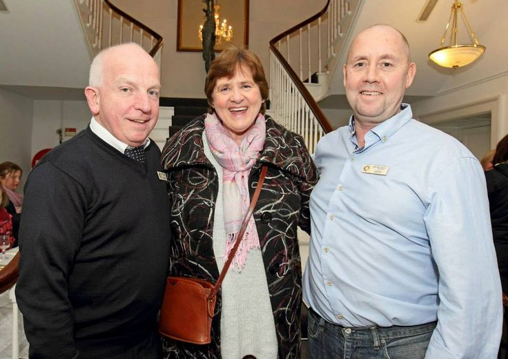 Paschal Coady, Mary Ramsey and John Griffin from Garter Lane Arts Centre www.noelbrownephotographer.com