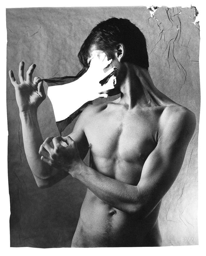 Michal Macku é um fotógrafo tcheco que procura por novas formas e técnicas fotográficas para expressar sua ânsia existencial e retratar a condição humana. No final dos anos 80 inventou a técnica Gellage, uma combinação de colódio e gelatina que torna possível reformular as imagens