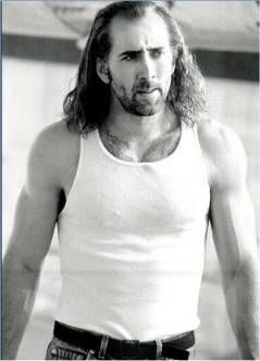 Nicolas Cage  Great Great part in one of my favorite movies-Con Air