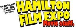 Hamilton Film Expo 2015 on FanCons.ca