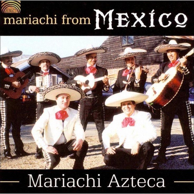 Mariachi Azteca - Mariachi from Mexico (CD)